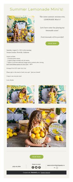 Have Some Fun, Lemonade, Mini, Cute, Summer, Photography, Summer Time, Photograph, Kawaii