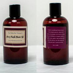Berry Vanilla Shower Gel