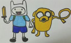 (Finn and jake) 👦🐶