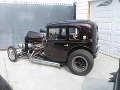 custom hot rods big-rigs | 1933 American Austin Bantam HOT ROD | Auto Custom & Restorations
