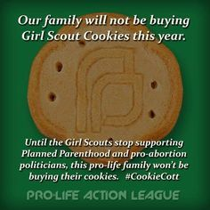 Take a stand against the injustice of abortion. Learn more at cookiecott.com.