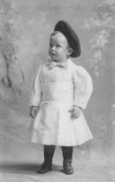 The Great Gatsby   The toddler F. Scott Fitzgerald