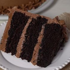 Best Moist Chocolate Cake, Amazing Chocolate Cake Recipe, Chocolate Recipes, Dessert Chocolate, Fluffy Chocolate Cake, Chocolate Cake From Scratch, Chocolate Chocolate, Chocolate Cake Recipe Using Chocolate Chips, Chocolate Mouse Cake Filling