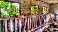 Abandoned Farm Building - Klein Texas