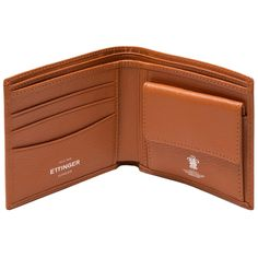 Grenson Fred C Dark Brown HP - Pediwear Footwear Billfold Wallet, Purse Wallet, Coin Purse, Letter Set, Goodyear Welt, Hole Punch, Brogues, Calf Leather, Jacket Men