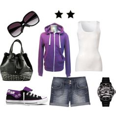Im Ready!, created by kendrab22.polyvore.com
