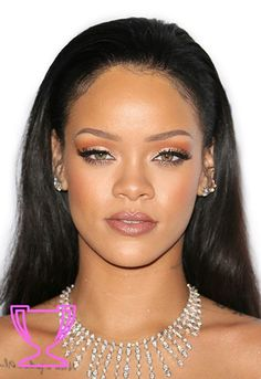 Rihanna just proved that ombre eyes are happening, like, now