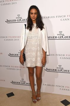Courtney Eaton - 'The Art of Behind the Scenes Jaeger-LeCoultre And Finch & Partners' Party - May 15, 2015