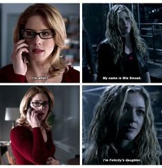 Felicity Smoak Queen learns that she's pregnant! Arrow Quote, Arrow Cw, Team Arrow, Arrow Oliver And Felicity, Felicity Smoak, Supergirl 2015, Supergirl And Flash, Stephen Amell Arrow, The Cw Shows
