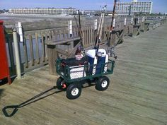 1000 Images About Fishing On Pinterest Fishing Cart