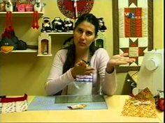 porta manicure com Estela Junqueira