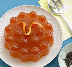 Orange Spice Jello