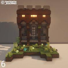 Minecraft Cottage, Cute Minecraft Houses, Minecraft Room, Minecraft Plans, Amazing Minecraft, Minecraft Survival, Minecraft Blueprints, Minecraft Creations, Minecraft Crafts