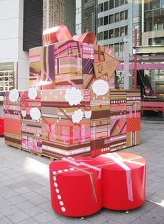 WRAPPLE VALENTINE with mt. 「Big Present Box」