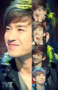 faces of Minwoo