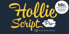 Font dňa – Hollie Script Pro   https://detepe.sk/font-dna-hollie-script-pro