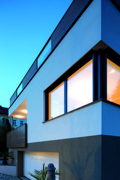 Referenzen   Basic Zero   REKORD-Fenster Glas Art, Zero, Stairs, Home Decor, Blue Prints, Houses, House And Home, Windows, Architecture