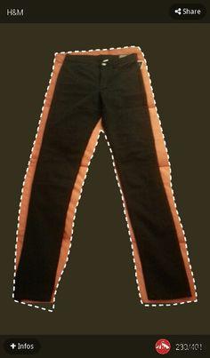 Pants skinny