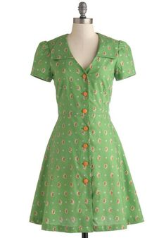 Floral Field Day Dress, #ModCloth