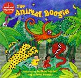 Animal Boogie - sing along book with movements cards
