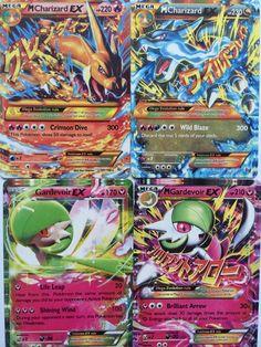 POKEMON CARDS 2 MEGA CARDS+41 EX CARDS+One Free Mega or Ex Flash Mega Pokemon, Pokemon Toy, Cool Pokemon, Old Pokemon Cards, Pokemon Cards Legendary, Christmas Kitten, Pokémon Cards, Silver The Hedgehog, Pokemon Trading Card