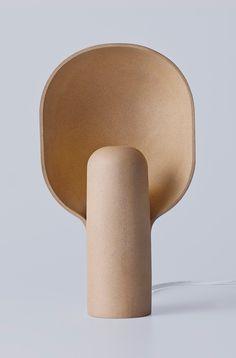 Interesting modern inspired table lamp