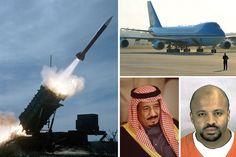 'Saudi princes planned to shoot down US president's plane': Explosive claim from imprisoned former al Qaeda terrorist - Mirror Online