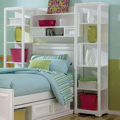 Bookcase Pier From Poshtots More Girl Bedroom Kids Room Bedroom Design