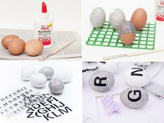 12 Easter egg decorating ideas - Be creative and go beyond egg dyeing!