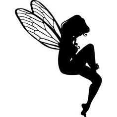 Silhouette Design Store: magical fairy