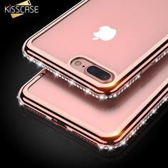 69 best apple cell phone cases images case for iphone, cell phonefor iphone 5s 5 se 8 case kisscase fashion plating bling phone cases for iphone 6 6s 8 7 plus cute girl lady cover capa new