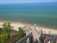 10 Spectacular Spots In Michigan Where You Can Camp Right On The Beach