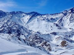 Algodon is a few hours drive from Las Leñas Ski Resort | Algodon está a pocas horas del centro de ski Las Leñas.