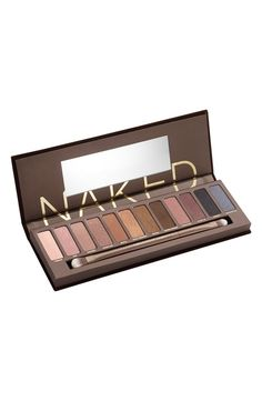 New favorite! Urban Decay 'Naked' Palette.