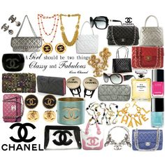 anything Chanel!