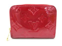 Louis Vuitton Zippy Coin Purse Coin Purse Monogram Vernis M93608(BF064244) #LouisVuitton. eLADY global accepts returns within 14 days, no matter what the reason! For more pre-owned luxury brand items, visit http://global.elady.com