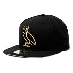 OVO Owl New Era Cap October's Very Own x New Era 59Fifty® Cap | October's Very Own