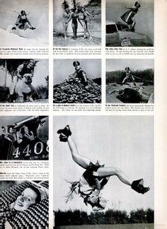 Pirate Girl Zoe Dell Lantis - Nutter 1939 LIFE - Google Books #PinUp