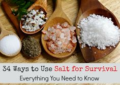 Salt Cravings In Kids: What They Mean, Why They Matter - Nutrition Care for Children - Salt is essential to life - but why does your child crave it? Is ordinary table salt a good move? Healthy Salt, Stay Healthy, Healthy Food, Blog Bio, Fermented Sauerkraut, Fermented Foods, Nutrition, Gourmet, Salads