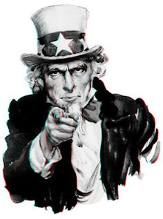 3D WE WANT YOU!