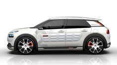 Citroën C4 Cactus Airflow 2L prototype