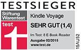 VENTA DE PRODUCTOS EXITOSOS ( TIENDA VIRTUAL ): Der Kindle Voyage ist aus Liebe zum Lesen entstand...