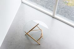 Stix Table from Torsteinsen Design