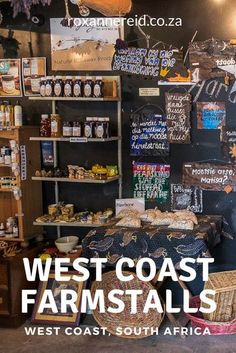 Any adventure from Cape Town to the West Coast will take you along the where you'll discover a few places to stop to rest, eat or play. Here are 3 West Coast farm stalls on the West Coast Trail, West Coast Road Trip, Cape Town Tourism, African Holidays, Colorado Hiking, South Island, Pacific Coast, Africa Travel, Humor