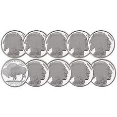 Buy 2016 American Buffalo Fine Silver Round by SilverTowne LOT 10 Art Tablet, Buy Coins, Commemorative Coins, Silver Bars, Silver Rounds, Cool Watches, Buffalo, Art Drawings, American