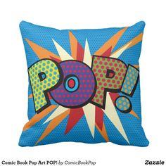 Comic Book Pop Art POP!