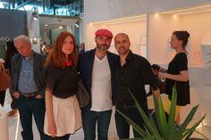 @oscarveradelarocha  with Designer #Eugeniquillet