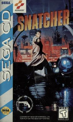 """bigbadbro: """" SNATCHER - One Night In Neo Kobe City (sega cd) i'm too busy thinking about the greatest game ever made to sleep. my mind looks like this right now: that saxophone is sex. Video Game Music, Video Games, Playstation, Xbox, Best Spotify Playlists, Sega Cd, Nintendo, Pc Engine, 8 Bits"""