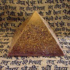 Cheope Orgonite Pyramid