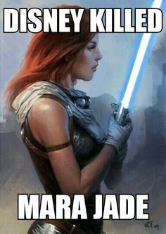 Lesson from Mara Jade Star Wars Fan Art, Star Trek, Thrawn Trilogy, Amidala Star Wars, Mara Jade, I Love Redheads, Jedi Sith, The Force Is Strong, Disney Stars